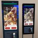 Sales kiosk application for the KFC restaurants